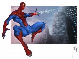 Postal: Spider-Man