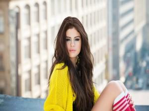 La actriz y cantante Selena Gomez