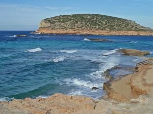 Postal: Isla del Bosque (Ibiza)