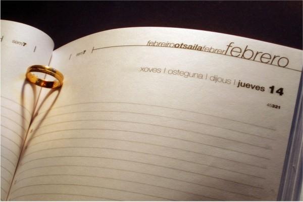 Día de San Valentín (14 de Febrero)