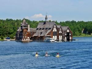 Vacaciones de verano (Mil Islas, Canadá)