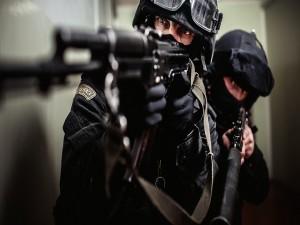 Postal: Operación militar