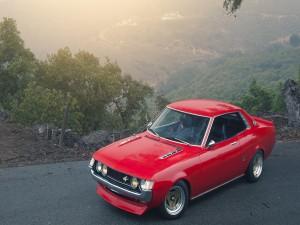 Toyota Celica 1974
