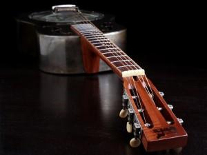 Una guitarra