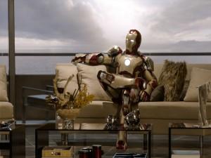 Postal: Iron Man 3