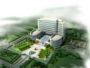 Proyecto de un edificio de oficinas