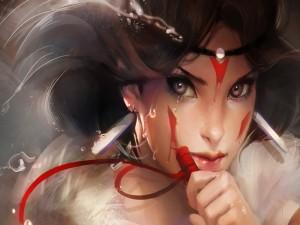 Postal: Princesa Mononoke