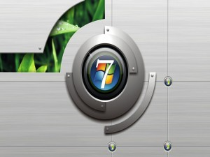 Postal: Fondo de Windows 7