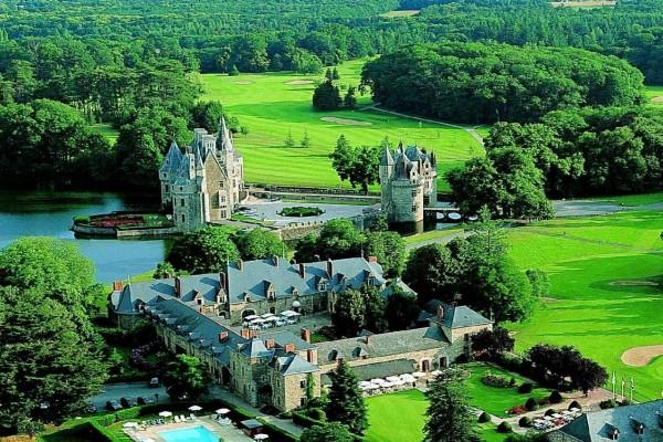 Castillo de la Bretesche (Francia)