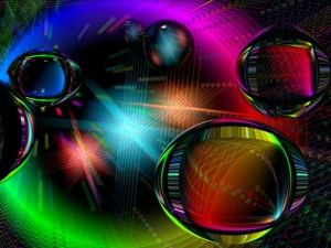 Gotas de colores