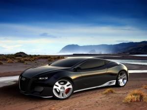 Sensacional Audi Negro