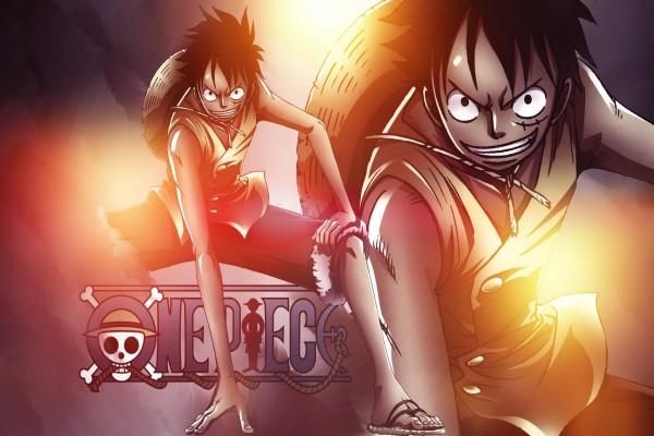 """Luffy """"One Piece"""""""