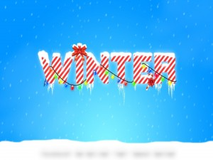 Postal: Invierno (Winter)