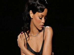 La guapa Rihanna