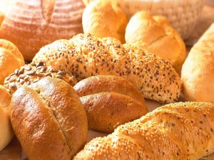 Postal: Pan recién horneado