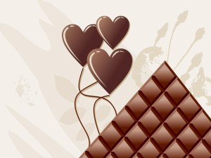 Amor por el chocolate