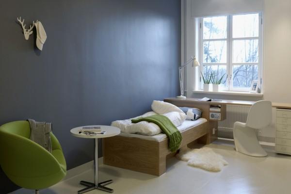 Dormitorio de un adolescente