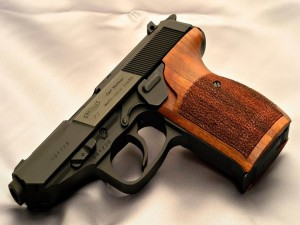 Pistola Walther P5