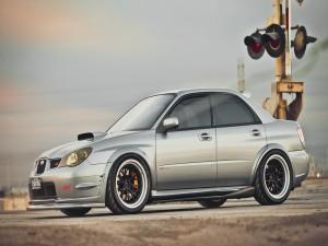 Coche Subaru