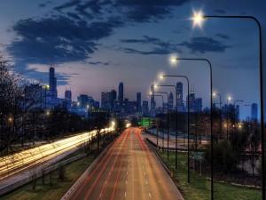 Carretera a la ciudad