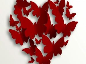 Mariposas en el corazón