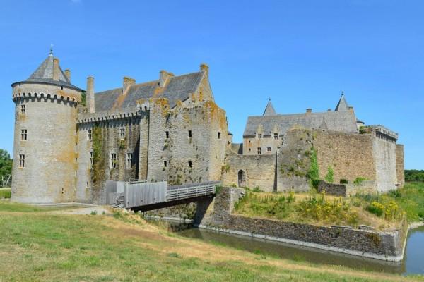 Castillo de Suscinio (Francia)