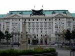 Edificio del Gobierno, Viena (Austria)