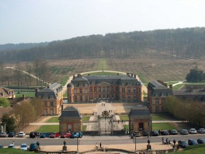 Castillo de Dampierre (Francia)