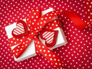 Una caja para regalar el Día de los Enamorados