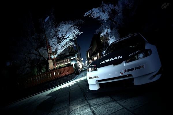 Gran Turismo Nissan Silvia
