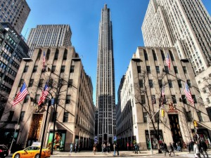 Postal: Rockefeller Center (New York)