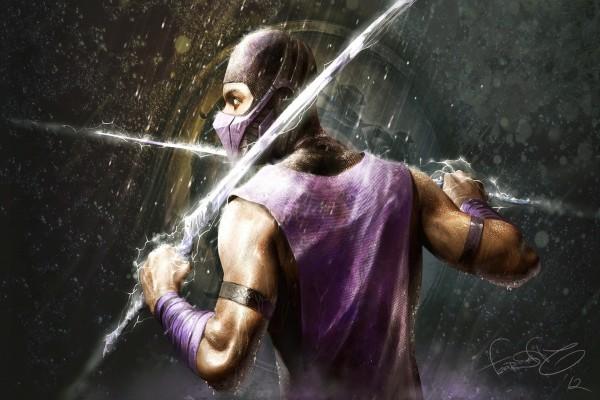 Rain (Mortal Kombat)