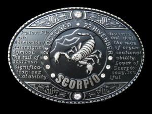 Postal: Detalles del horóscopo de Escorpión