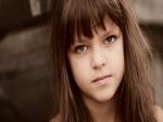 La mirada de una niña