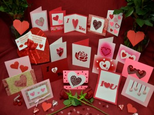 Tarjetas para regalar por San Valentín