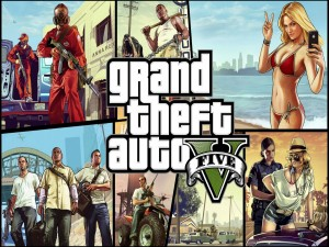 Postal: Grand Theft Auto V