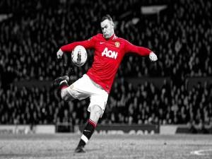 Postal: Wayne Rooney, Manchester United
