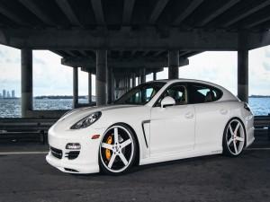 Porsche Panamera Strasse Forged