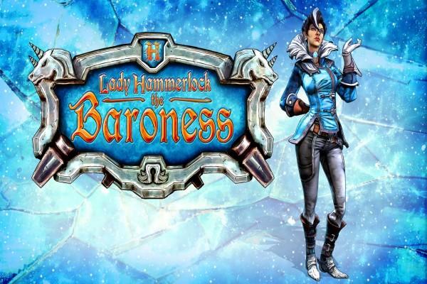 La Baronesa Lady Hammerlock (Borderlands: The Pre-Sequel)