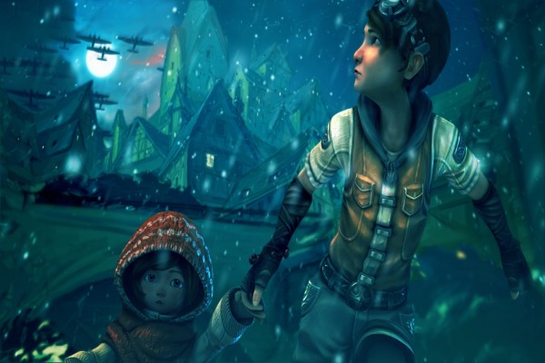 "Noah y Renie ""Silence: The Whispered World 2"""
