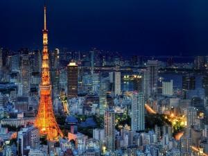 Noche en Tokio