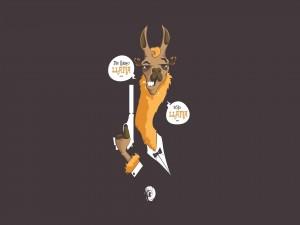 Una Llama Bond