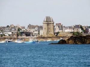 Torre de Solidor, Saint Malo (Francia)