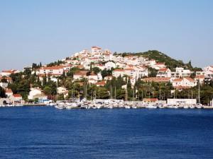 Postal: Vista de Dubrovnik, Croacia