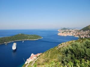Postal: Dubrovnik, Croacia