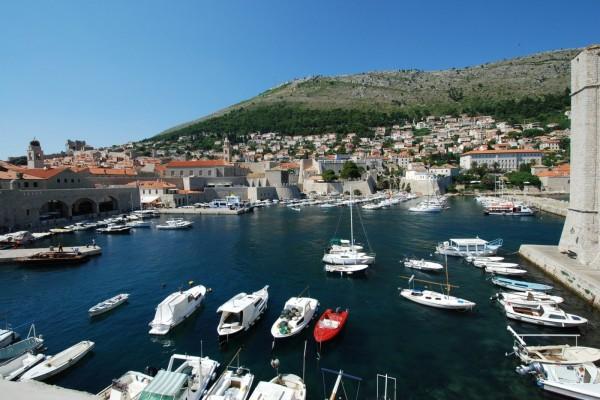 Ciudad antigua de Dubrovnik, Croacia