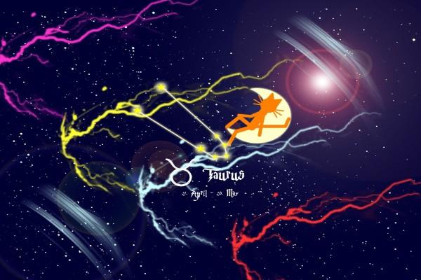Gato en el horóscopo de Tauro