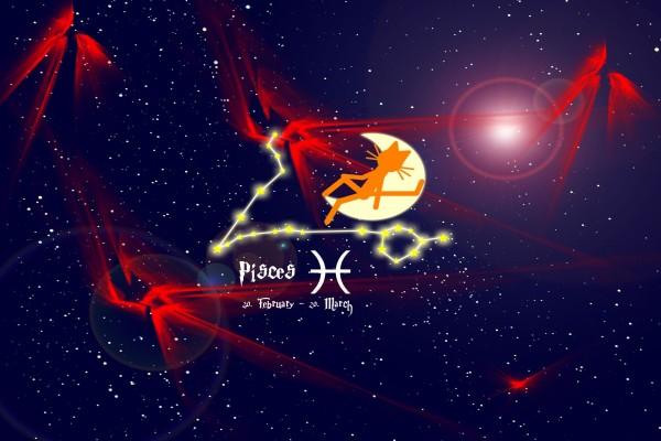 Gato en el horóscopo de Piscis