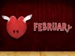 Febrero el mes del amor