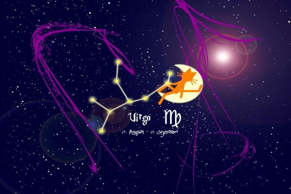 Gato en el horóscopo de Virgo